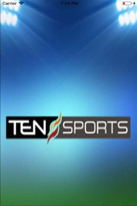 live tv channel ten sports live tv channels in hd for android