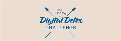 Digital Detox Statistics by S Day 7 Days To Digital Detox Challenge