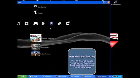 ps3 theme maker online ps3 theme builder tutorial hd youtube
