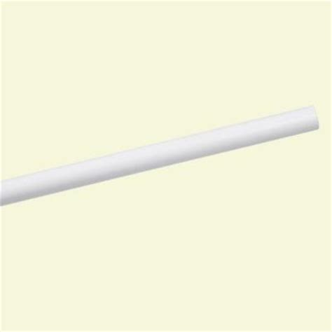 closetmaid superslide 8 ft closet rod 2059 the home depot