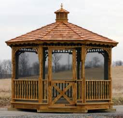 Wooden Gazebo Kits by Gazebo Kits Wood Gazebo Kits Cedar Gazebo Kits Amp Wooden