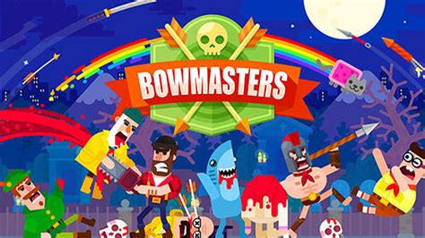 wallpaper android mob org bowmasters for android free download bowmasters apk game