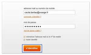 orange fr vous identifier assistance orange