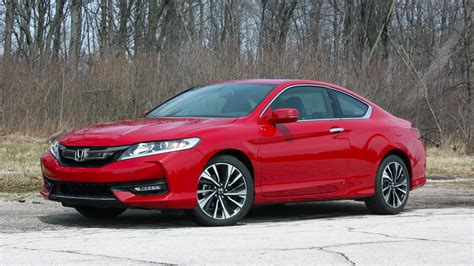 2016 Honda Accord Coupe Review by Review 2016 Honda Accord Coupe Motor1