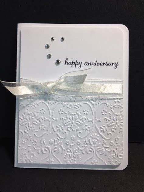17 Best ideas about Homemade Anniversary Cards on