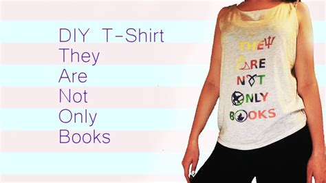 if only books diy they are not only books t shirt