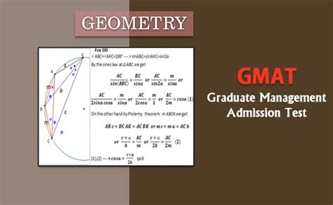 Mba Without Gmat Gre by Gmat Geometry Problems And Questions With Answers