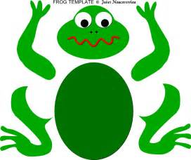 Frog Template by Frog Template Proteacher Community