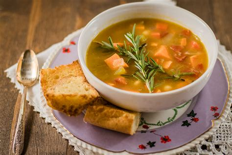 vegetable soup with potatoes recipe hearty vegan vegetable soup recipe with sweet potatoes and