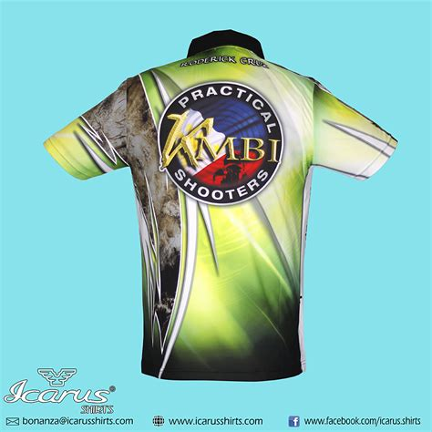 Polo Shirt Greenlight Patch Poloshirt 226061712 Greenlight kmbi green icarus shirts
