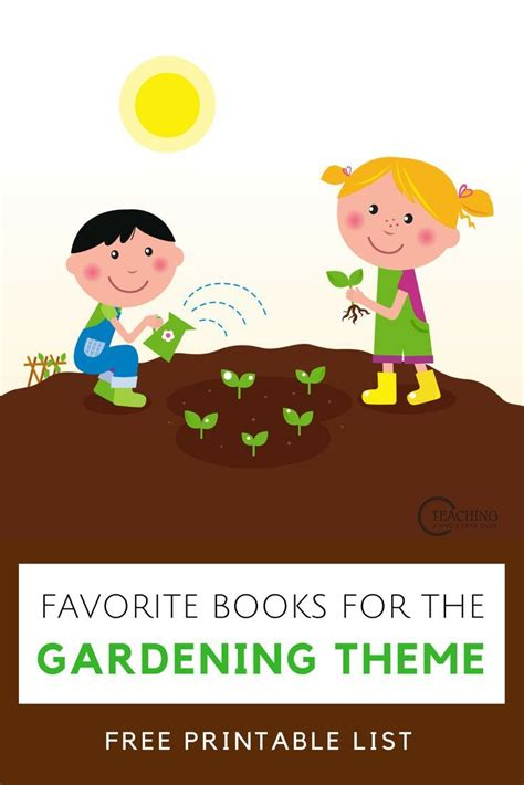 theme garden list 607 best spring images on pinterest activities for
