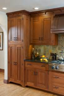 arts and crafts style kitchen cabinets prairie style cabinetry crown point cabinetry