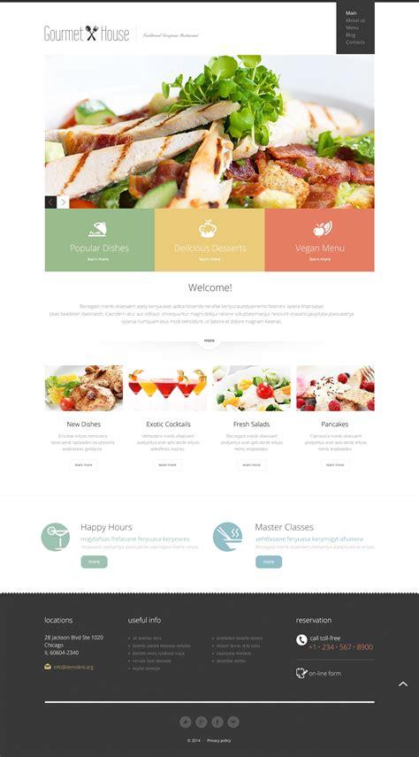 theme joomla restaurant th 232 me joomla adaptatif 47756 pour restaurant europ 233 en
