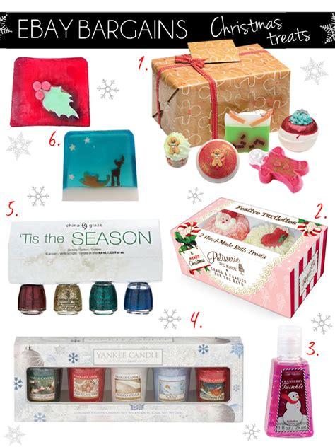 ebay bargains 9 christmas gifts and treats makeup