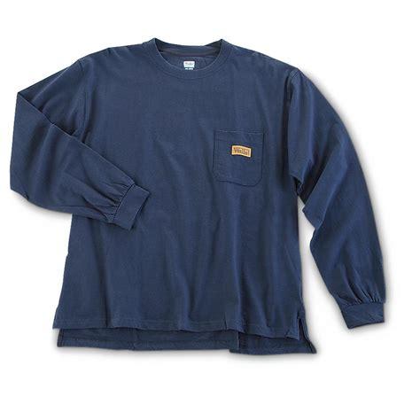 Sleeved Pocket T Shirt walls s sleeved pocket t shirts 2 pack 635703