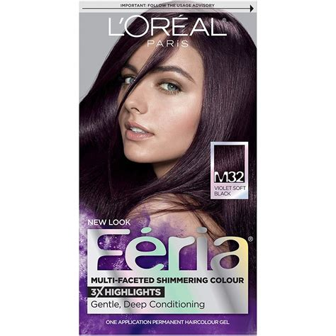 Loreal Black loreal blue hair color best hair color 2017