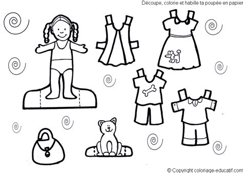 coloring page dress up dress coloring pages 123 paper dolls pinterest kids