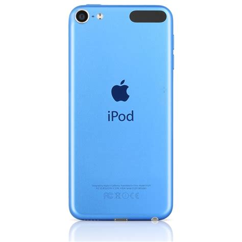 ipod blue apple ipod touch 6th generation a1574 16gb blue refurbished a4c