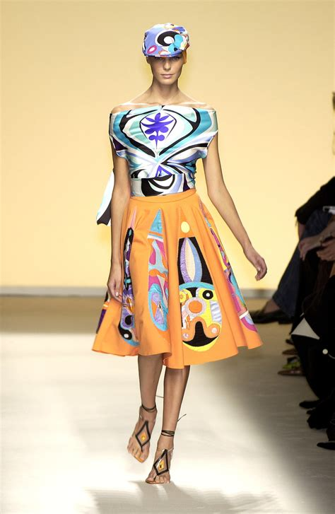 Pucci Your by Emilio Pucci 2004 Runway Pictures Livingly