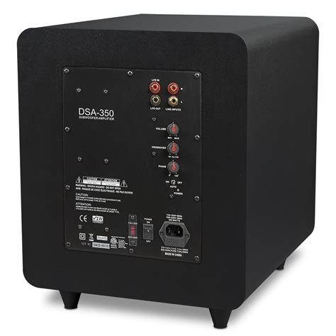 rbh sound   powered subwoofer