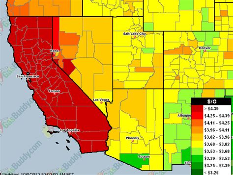 california map gas prices speaking the a solution to california gas prices