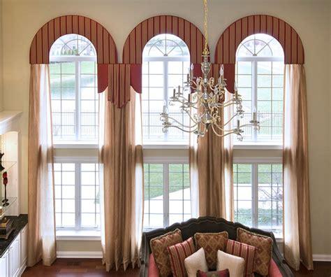 Window Treatments For Arched Windows Decor Arched Window Treatments Search Arched Top Windows Arched Window