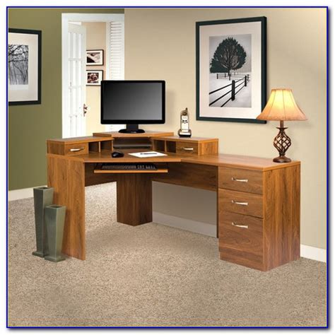 corner desks with hutch for home office white corner desks with hutch desk home design ideas
