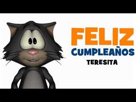 Imagenes Feliz Cumpleaños Teresita | feliz cumplea 209 os teresita youtube