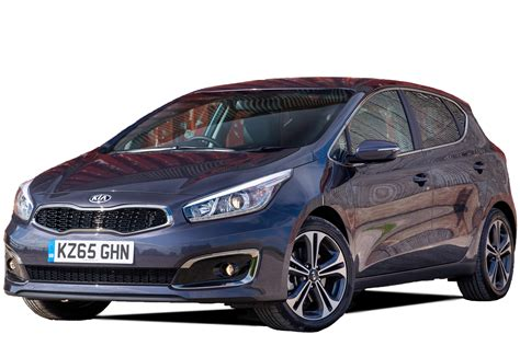 kia ceed hatchback review carbuyer