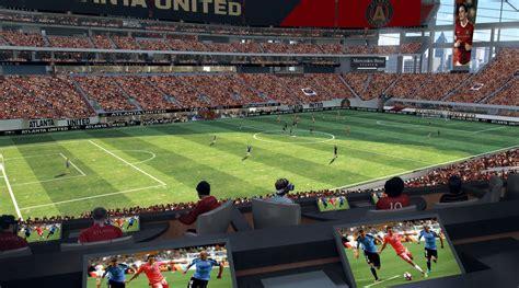 sede atalanta mercedes stadium es la nueva sede atlanta united