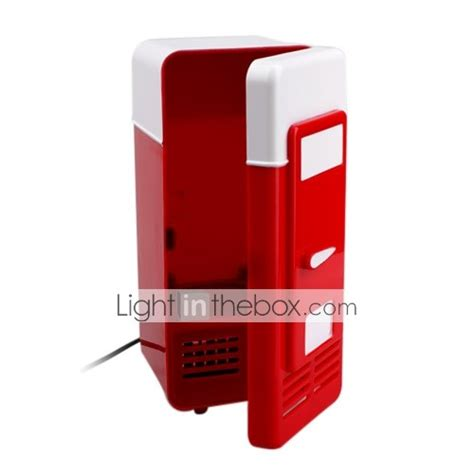 usb mini fridge refrigerator beverage drinks