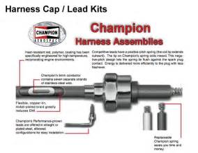 Aircraft Ignition Lead Parts Harness Cap And Lead Kits From Aircraft Supply