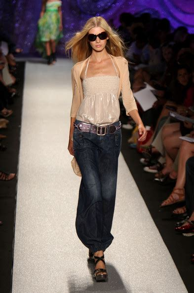 Runway Rundown Ss07 At Miss Sixty by Spittler Tapered