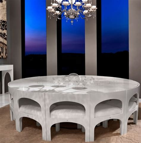 modern dining table design for dining room furniture