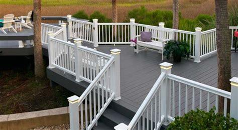 home depot deck installation discover deck types