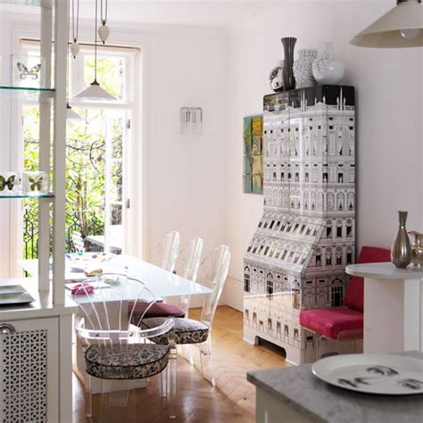 decorating ideas  lulu guinness victorian terrace