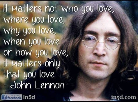 quote by john lennon when i was 5 years old my mother top 50 john lennon quotes the burned hand
