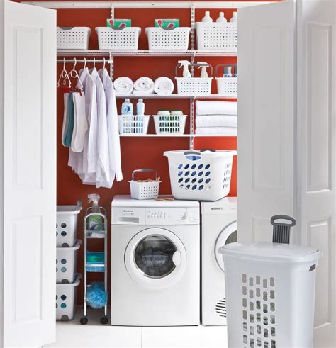 36 Best Elfa Shelving Laundry Images On Pinterest Laundry Room Storage Systems