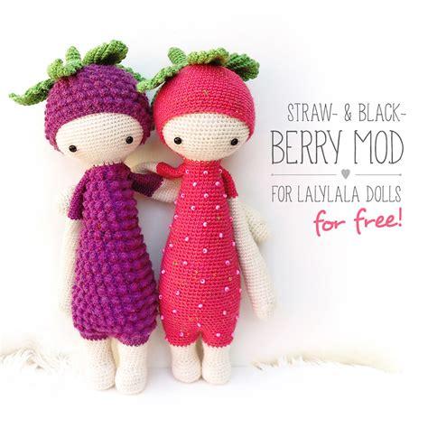 free pattern lalylala lalylala 187 free berry mod kit erna bert for lalylala dolls
