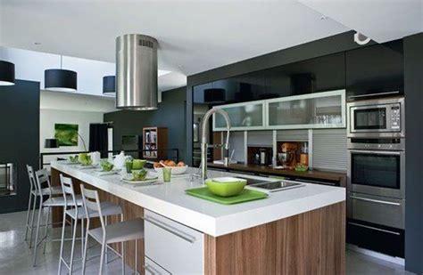decoration des cuisines modernes impressionnant decoration des cuisines modernes avec
