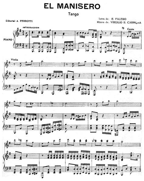 music on 1 musica armada berhati besar el manisero tango
