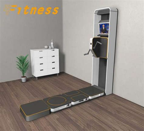 space saving gyms the compact 4fitness home workout centre