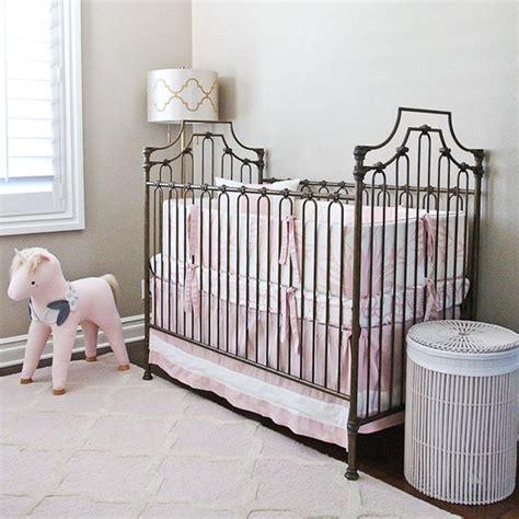 Parisian Nursery Decor Parisian 3 In 1 Crib Pewter