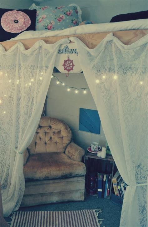 dorm curtains loft bed with curtains dorm decor pinterest dorm