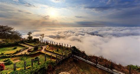 nandi hills discover  paradise   handy guide