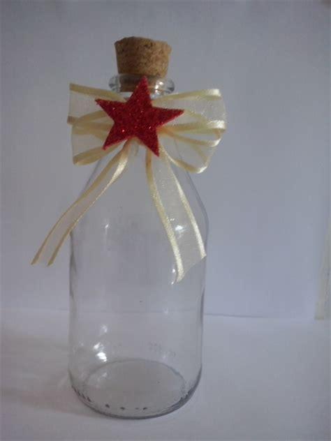 garrafa de vidro decorada anna kids elo7
