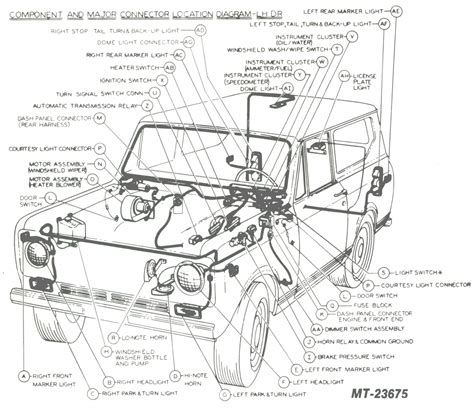 international scout 2 wiring diagram get free image