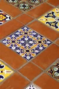 mexican tile 12x12 spanish mission red terracotta floor tile versailles layout and travertine on pinterest