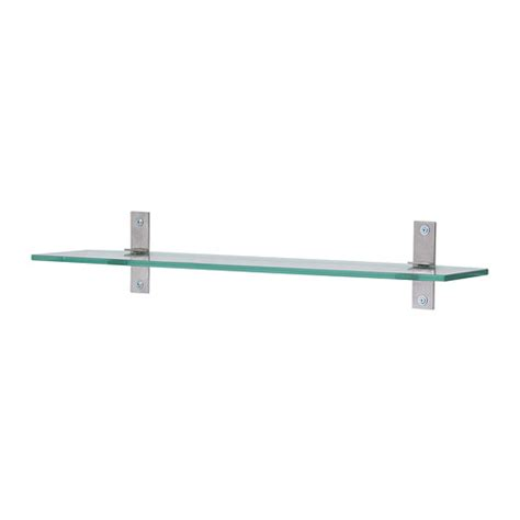 glass bathroom shelves ikea grundtal glass shelf 23 5 8 quot ikea