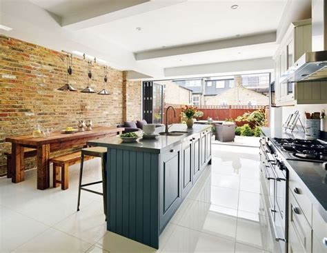 Edwardian Kitchen Ideas by Home Kitchen Designs Home Design